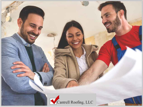 Meet The Experts At Cantrell Roofing, Llc